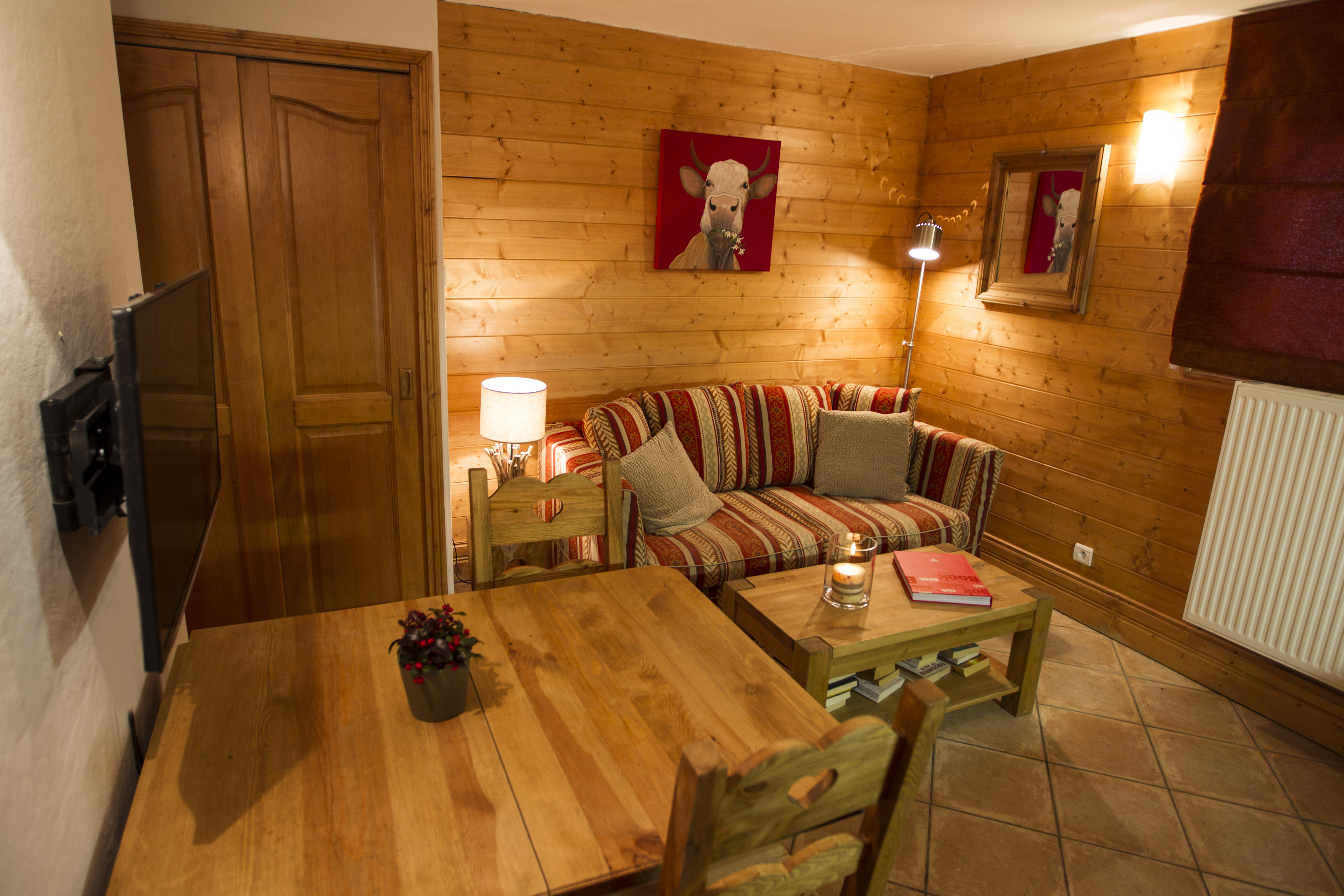 Simmental living 2 Ski Apartments Val D'Isere